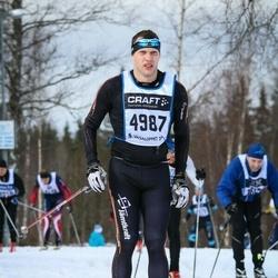 Skiing 90 km - John Hero (4987)