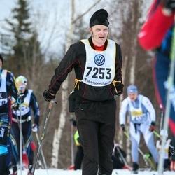 Skiing 90 km - Torbjörn Hugg (7253)