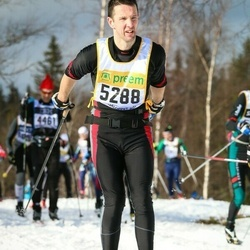 Skiing 90 km - Christer Jonsson (5288)