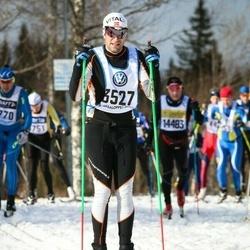 Skiing 90 km - Carlo Fazzini (3527)
