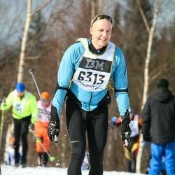 Skiing 90 km - Uffe Kåre Rasmussen (6313)