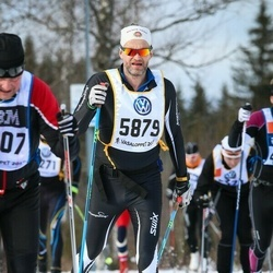 Skiing 90 km - Torbjørn Slåtto (5879)