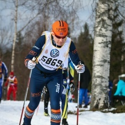 Skiing 90 km - Trond Trondsen (5869)