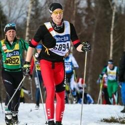 Skiing 90 km - Henrik Stålsmeden (6894)