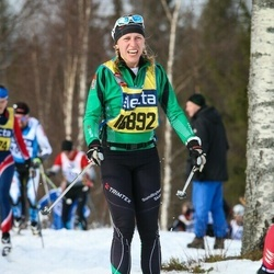 Skiing 90 km - Jenny Ramstedt (18892)