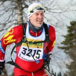 Skiing 90 km - Christian Hagberg (3215)