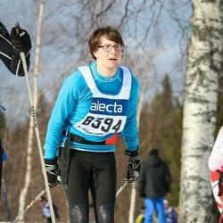 Skiing 90 km - Björn Röyter (8394)