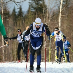 Skiing 90 km - Daniel Dziubalo (6938)
