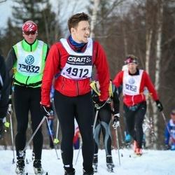 Skiing 90 km - Elias Karlsson (4912)