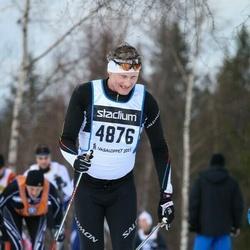 Skiing 90 km - Hans Kristian Melbye (4876)