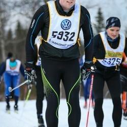 Skiing 90 km - David Nilsson (5932)
