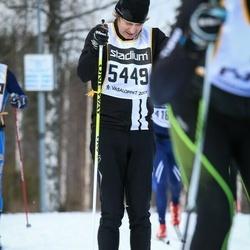 Skiing 90 km - Per Wollbrand (5449)