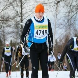 Skiing 90 km - Alexander Kozlov (4748)