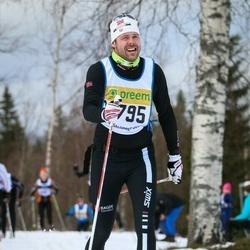 Skiing 90 km - Christian Østby (4795)