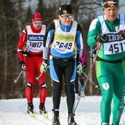 Skiing 90 km - Eirik Larsson (7649)