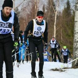 Skiing 90 km - Peter Skäringer (6070)