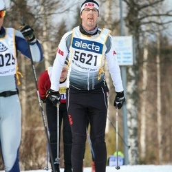Skiing 90 km - Ole Richard Kolstad (5621)