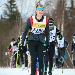Skiing 90 km - Elias Drakenberg (7787)