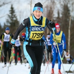 Skiing 90 km - Tereza Hnatkova (17998)