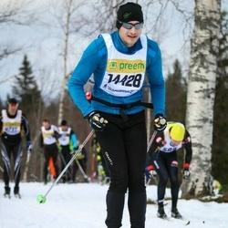 Skiing 90 km - Viktor Forsberg (14428)