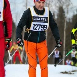 Skiing 90 km - Sigurd Hertzberg (12799)