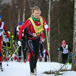 Skiing 90 km - Lisa Dahlberg (17478)