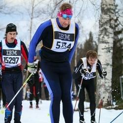Skiing 90 km - Christer Grankvist (5134)