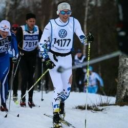 Skiing 90 km - David Sundvis Östling (14177)