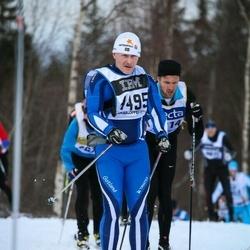 Skiing 90 km - Fredric Dahlgren (4495)