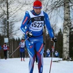 Skiing 90 km - Jörgen Lindgren (4522)