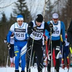 Skiing 90 km - Fredrik Hedbys (4882)