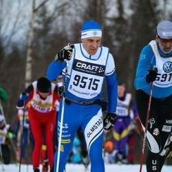 Skiing 90 km - Daniel Wetterheim (9515)