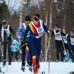 Skiing 90 km - Hans-Olov Åberg (4230)