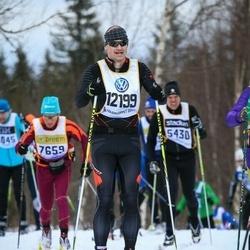 Skiing 90 km - Christer Lybeck (12199)