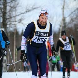 Skiing 90 km - Mikael Helgesson (7855)