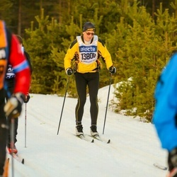 Skiing 90 km - Bo Åsén (13800)