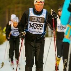 Skiing 90 km - Henrik Mundbjerg (14399)