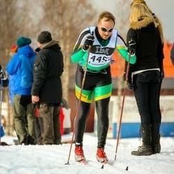 Skiing 90 km - David Persson (4454)