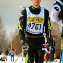 Skiing 90 km - Daniel Kempe (4761)