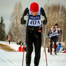 Skiing 90 km - Anders Gibsholm-Madsen (4174)