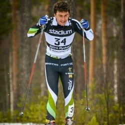 Skiing 90 km - Björn Rydvall (34)