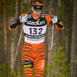 Skiing 90 km - Anders Södergren (132)