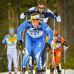 Skiing 90 km - Daniel Nordebo (241)