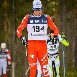 Skiing 90 km - Giorgio Di Centa (194)