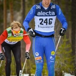 Skiing 90 km - Erik Vilhelmsson (246)