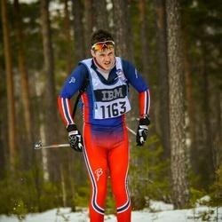 Skiing 90 km - Per Anders Eskås (1163)
