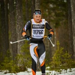 Skiing 90 km - Anton Enberg (11766)