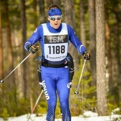 Skiing 90 km - Ragnar Crona (1188)