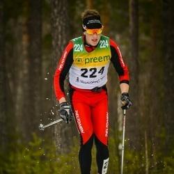 Skiing 90 km - Markus Schuler (224)