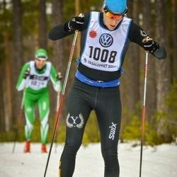 Skiing 90 km - Arvid Claeson (1008)